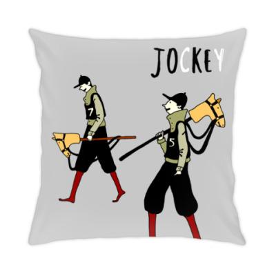Подушка Жокей