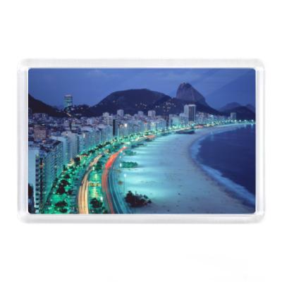 Магнит Рио-де-Жанейро Бразилия