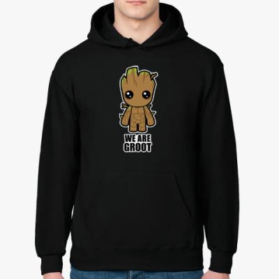 Толстовка худи We are Groot