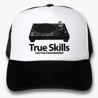 Кепка-тракер Кепка True Skills