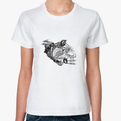 Классическая футболка  Миры