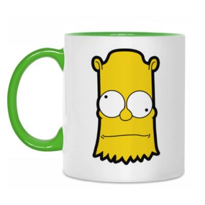 Кружка Crazy Bart