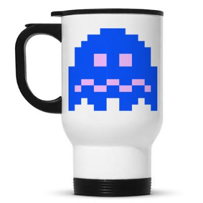 Кружка-термос Pacman