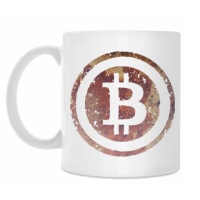 Кружка Bitcoin