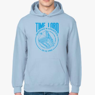 Толстовка худи Time Lord