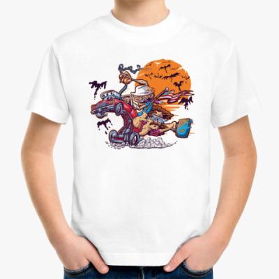 Детская футболка Страх и ненависть в Лас-Вегасе