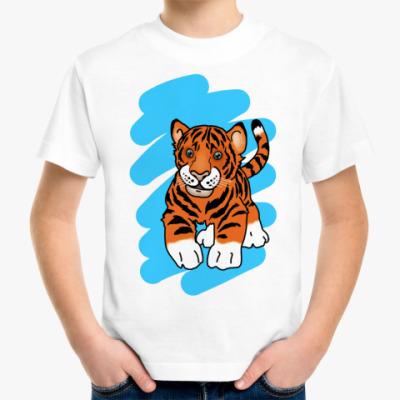 Детская футболка Тигренок