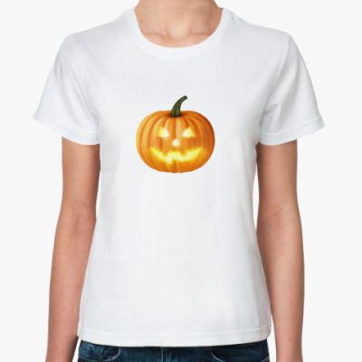 Классическая футболка Pumpkin