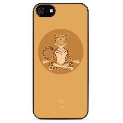 Чехол для iPhone Animal Zen: J is for Jaguar
