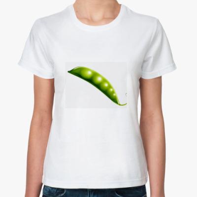 Классическая футболка Стручок
