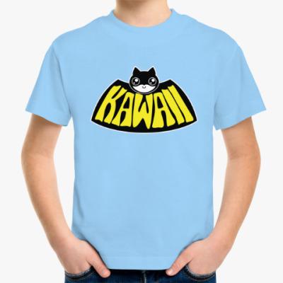 Детская футболка Kawaii Batman