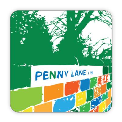 Костер (подставка под кружку) Подставка п/кружку Penny Lane