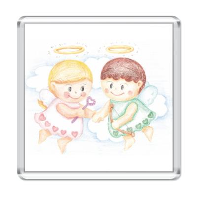 Магнит angels