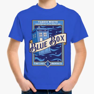 Детская футболка Blue Box