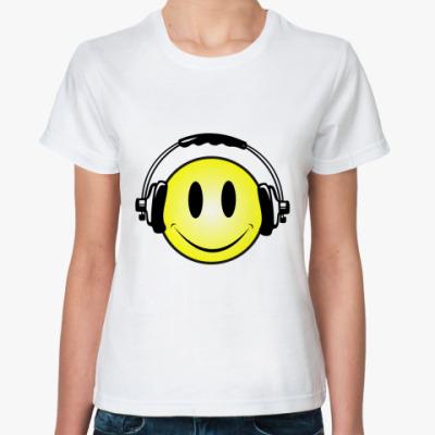 Классическая футболка Смаил