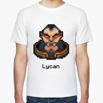Футболка Lycan Dota 2 [ pixel ]