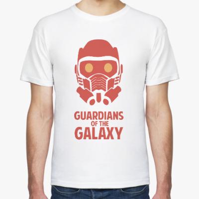 Футболка Звездный Лорд (Стражи Галактики)