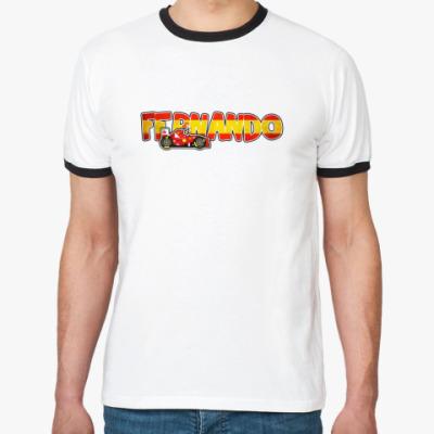 "Футболка Ringer-T ""FERNANDO"""