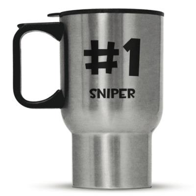 Кружка-термос TF2 #1 sniper