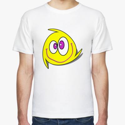 "Футболка футболка ""Чудик-Йелоу"""