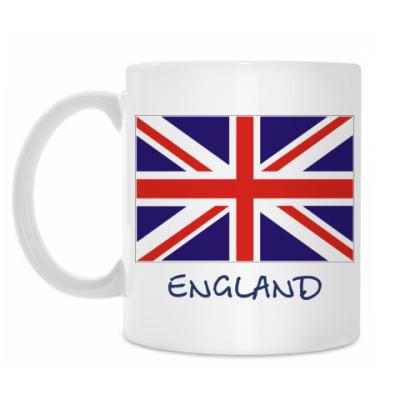 Кружка Англия