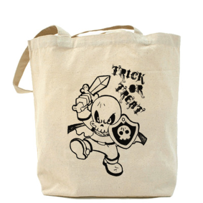 Сумка TrickOrTreat Холщовая сумка