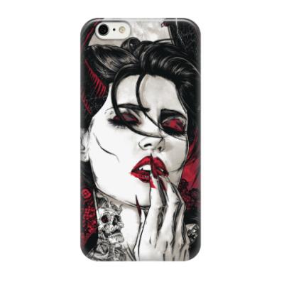 Чехол для iPhone 6/6s Королева Вампиров