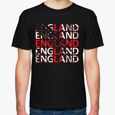 Футболка Сборная Англии по футболу