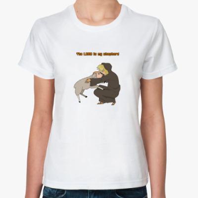 Классическая футболка Пастырь