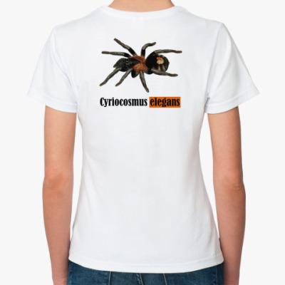 Классическая футболка Cyrios