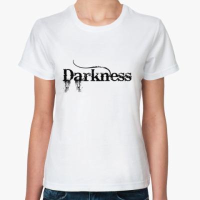 Классическая футболка darkness