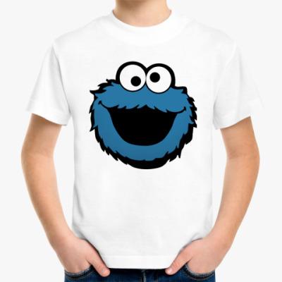 Детская футболка Бисквитный монстр