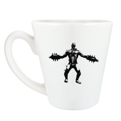 Чашка Латте Кружка Fleshpound