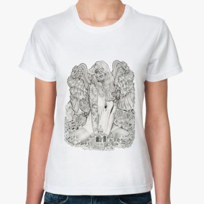 Классическая футболка Money Angel