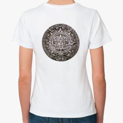 Классическая футболка  ` ацтеков`
