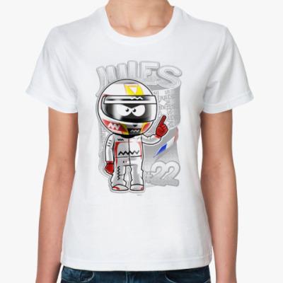 Классическая футболка Jules № 22