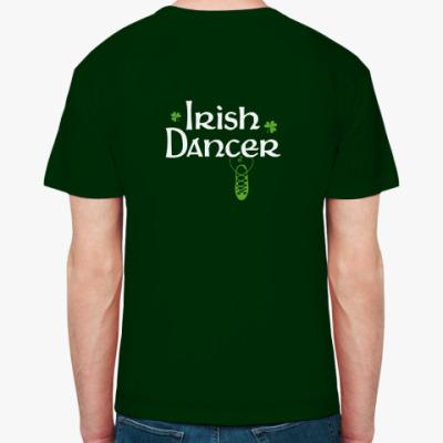Футболка Irish dancer