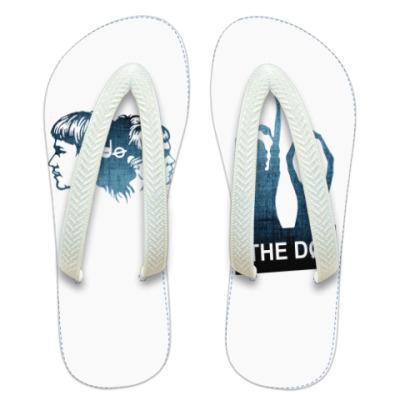 Шлепанцы (сланцы) The Dø