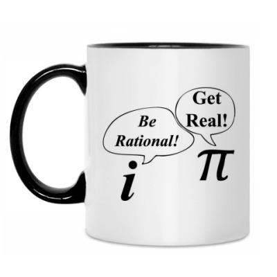 Кружка Забавная математика