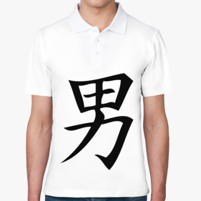 Рубашка поло Feng shui