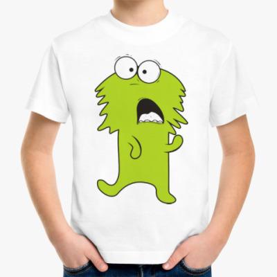 Детская футболка Мультяшки. Чудики. Веселье.