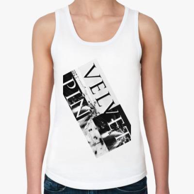 Женская майка Velvet PIN - VELV LO