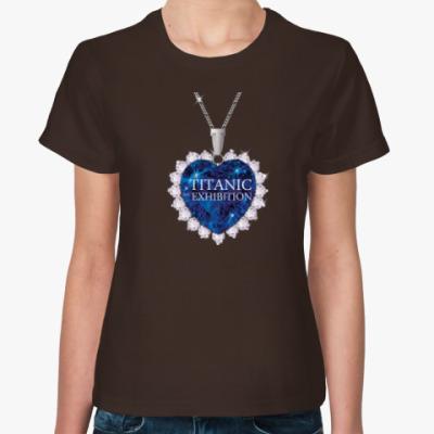 Женская футболка Titanic-Exhibition