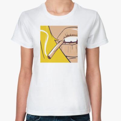 Классическая футболка iLife