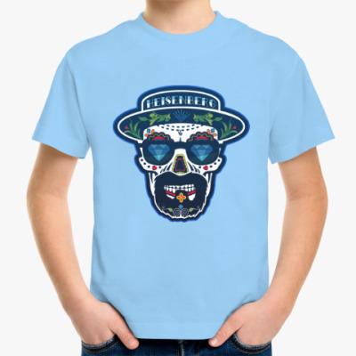 Детская футболка Color Heisenberg