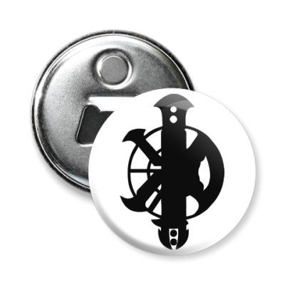 Магнит-открывашка Killah Priest