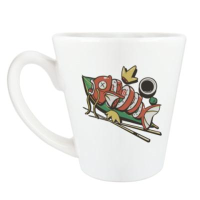 Чашка Латте Суши