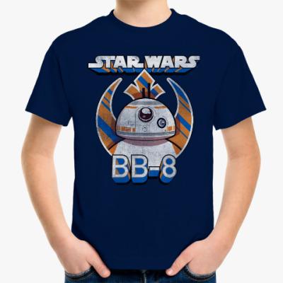 Детская футболка Дроид BB-8