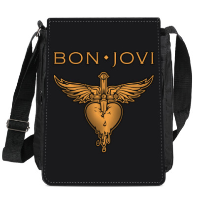 Сумка-планшет Bon Jovi
