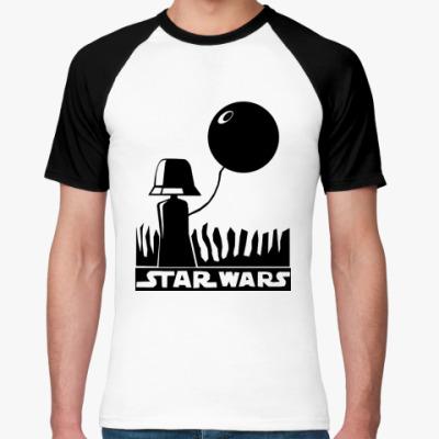 Футболка реглан Star wars